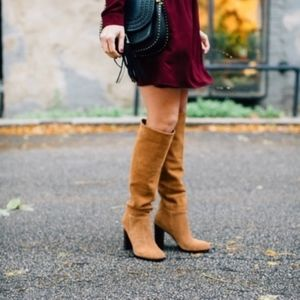 Sam Edelman Victoria Slouch Boots